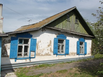 Смотреть фото  Продам участок 20 соток с домом в поселке Омский 39748796 в Омске