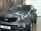 KIA Sportage 2.0 AT, 2015, 80 000 км