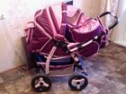 Скачать бесплатно фото Детские коляски Коляска-трансформер adamix +коляска трость в подарок 33498068 в Орехово-Зуево