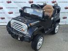 Новое изображение  Продаем детский электромобиль джип j245 37206840 в Орле