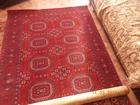 Изображение в Мебель и интерьер Ковры, ковровые покрытия Продам натуральный шерстяной ковер со стены, в Оренбурге 4800