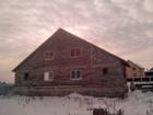 Фото в Недвижимость Продажа домов Недострой 230м2 из шлакоблоков крыша металлочерепица. в Оренбурге 2500000