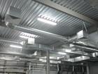 Скачать фото  Системы вентиляции и охлаждения, отопления для автомоек, производственных, торговых, производственных, офисных и складских помещений 40542806 в Оренбурге