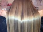 Увидеть foto  Кератиновое выпрямление, ботокс и экранирование волос 65855112 в Оренбурге