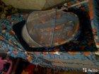 Кроватка маятник трансформерного типа)