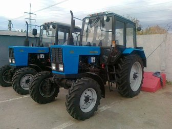Увидеть изображение  Только у нас трактор МТЗ-82, 1 по сниженной цене 33788448 в Белгороде