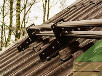 Скачать бесплатно foto Строительные материалы Трубчатые снегозадержатели Borge 80631094 в Оренбурге