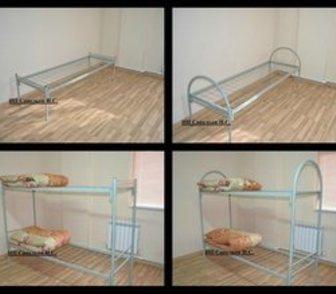 Фотография в   Кровати металлические 1ярусные и 2ярусные, в Арзамасе 950