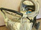 Foto в Для детей Детские коляски детская коляска трансформер 3 в 1. В комплект в Пензе 2300