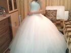 Просмотреть изображение  Свадебое платье 34597487 в Пензе