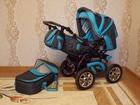 Уникальное foto Детские коляски Продам коляску Riko Grand 36468152 в Пензе