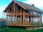 Скачать бесплатно фотографию  Каркасный дом построим под ключ в Пензе и области 38339490 в Пензе