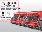 Смотреть изображение Сеялка Сеялка зерновая СЗ-5,4-06 с транспортным устройством 39533160 в Пензе