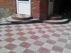 Уникальное изображение Строительные материалы Тротуарная плитка - полимерпесчаная от производителя 68453687 в Пензе
