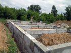 Новое фото  Ленточный фундамент для дома построим в Пензе 70194262 в Пензе