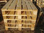 Новое фотографию Строительные материалы Продаем деревянные поддоны разных размеров и сортов 70209465 в Пензе