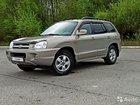 Hyundai Santa Fe 2.7AT, 2009, 65840км
