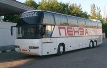 Пассажисские перевозки на комфортабельных автобусах и микроавтобусах