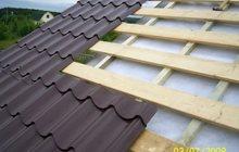 Ремонт крыши частного дома в Пензе