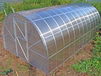 Уникальное фото Строительные материалы Изготовление теплиц 32701305 в Пензе