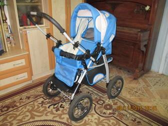 Уникальное изображение Детские коляски Коляска трансформер 34044131 в Пензе