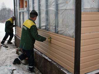 Уникальное изображение  Специалисты монтажа сайдинга и утепления стен в Пензе 34118125 в Пензе