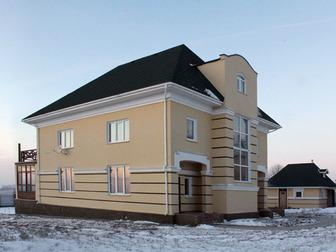 Новое foto  Дома из кирпича строим в Пензе от фундамента до крыши 34321076 в Пензе
