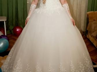 Увидеть фотографию  Продам свадебное платье 36925360 в Пензе