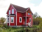 Увидеть изображение  Новый теплый дом с личной скважиной и эркером, у озера Плещеево 39718836 в Переславле-Залесском