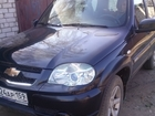 Изображение в Авто Продажа авто с пробегом а/м Нива-шеврале, 2012 г. в. , цвет черно-синий в Перми 385000