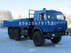 Скачать бесплатно foto Грузовые автомобили КАМАЗ 43118 бортовой вездеход, новый 35284916 в Перми