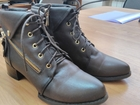 Изображение в Одежда и обувь, аксессуары Женская обувь Продам ботинки демисезонные, натуральная в Перми 2200