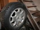 Фотография в Авто Колесные диски Продам комплект (4 шт.) дисков 7. 5x18 5/130 в Перми 14000