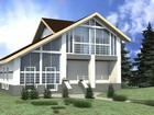 Скачать фотографию  Строительство, проектирование деревянных домов 37870543 в Перми