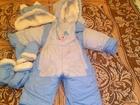Просмотреть изображение Детская одежда Комбинезон-конверт 37963977 в Перми