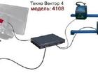 Свежее изображение Прочее оборудование Стенд сход-развал Техно Вектор 4 модель 4108 39055076 в Перми