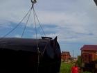 Смотреть фото Строительство домов Установка емкости, цистерны под канализацию 72824291 в Перми