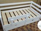 Кровать детская, подростковая, цена за любой разме