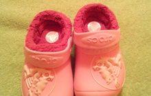 Кроссы Crocs для девочек