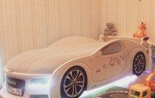 Новинка, Кровать-машина Audi A6 в Перми