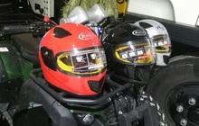 Шлема подростковые, новые, всесезонные, в наличии