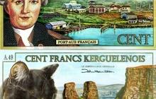 100 франков - Кергелен 2012 года