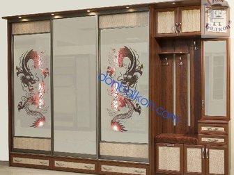 Просмотреть foto Двери, окна, балконы Шкафы купе Пермь, Рассрочка 0%, 33144662 в Перми