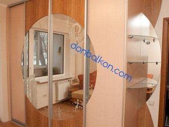 Свежее изображение Двери, окна, балконы Шкафы купе Пермь, Рассрочка 0%, 33144662 в Перми