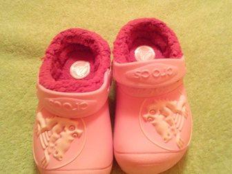 Смотреть фото Кухонные приборы Кроссы Crocs для девочек 33559111 в Перми