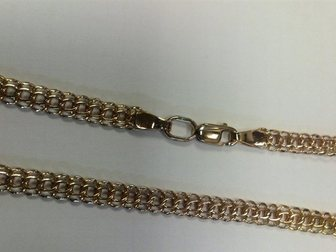Свежее фотографию Ювелирные изделия и украшения Золотая цепочка итальянка 34067489 в Перми
