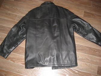 Просмотреть изображение Мужская одежда Кожанная куртка 34392234 в Перми