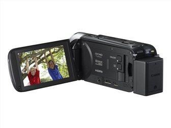 Смотреть foto Видеокамеры Видеокамера Canon legria HFR406 34460252 в Перми