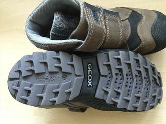 Скачать фото Детская обувь Ботинки Geox р-р 33 37424162 в Перми