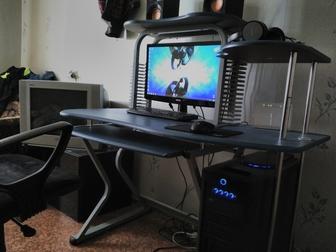 Новое фото  Мощный игровой компьютер 37935495 в Перми